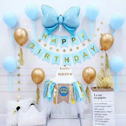 Phụ kiện trang trí sinh nhật nhanh đà nẵng