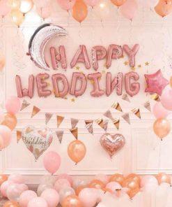 Set bóng cưới